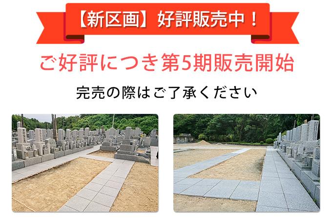 2017年秋【新区画登場】